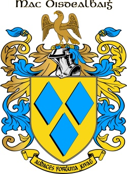 COSTELLO family crest