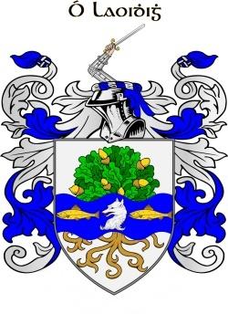 LEE family crest
