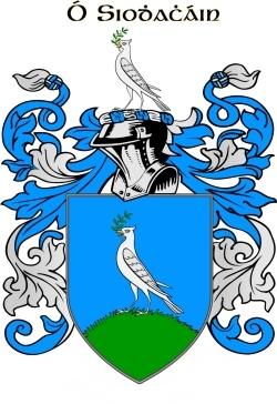 SHEEHAN family crest
