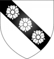 Arms of Cary of Devon
